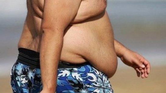 Толстым мужчинам похудеть невозможно