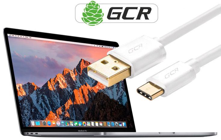 Первой выпуск кабелей с разъемами USB-C освоила компания Greenconnect Russia