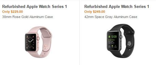 Apple начала продажи восстановленных умных часов Apple Watch
