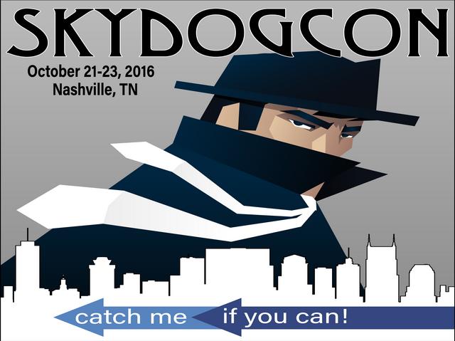VulnHub Разбор заданий с CTF SkyDog: 2016 — Catch Me If You Can - 1