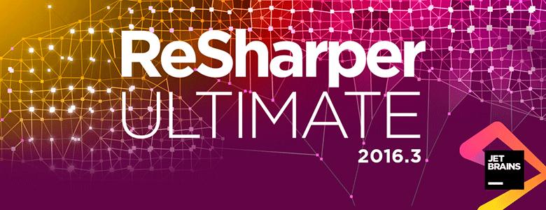 Декабрьский релиз ReSharper Ultimate 2016.3 - 1