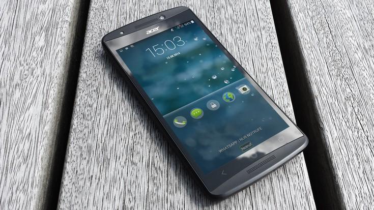 Acer больше не будет продавать смартфоны в Индии