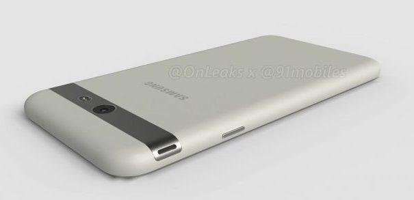 Появились изображения смартфона Samsung Galaxy J7 2017