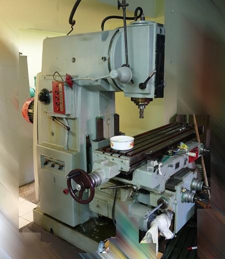 Электронный микроскоп в гараже. Токарная мастерская - 10