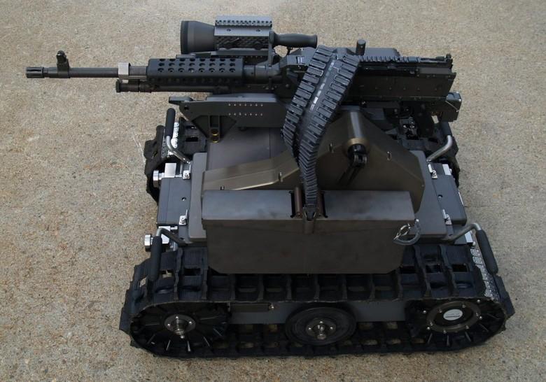Российские боевые наземные роботы - 10