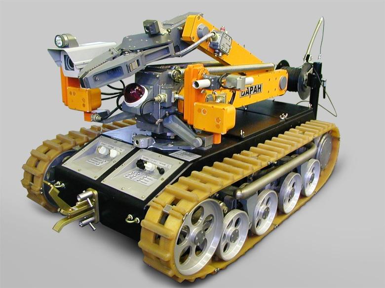 Российские боевые наземные роботы - 13