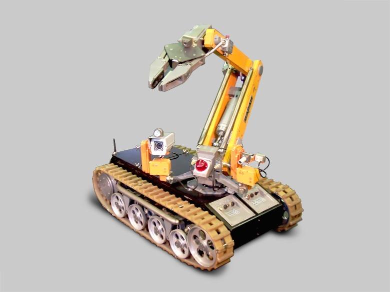 Российские боевые наземные роботы - 14