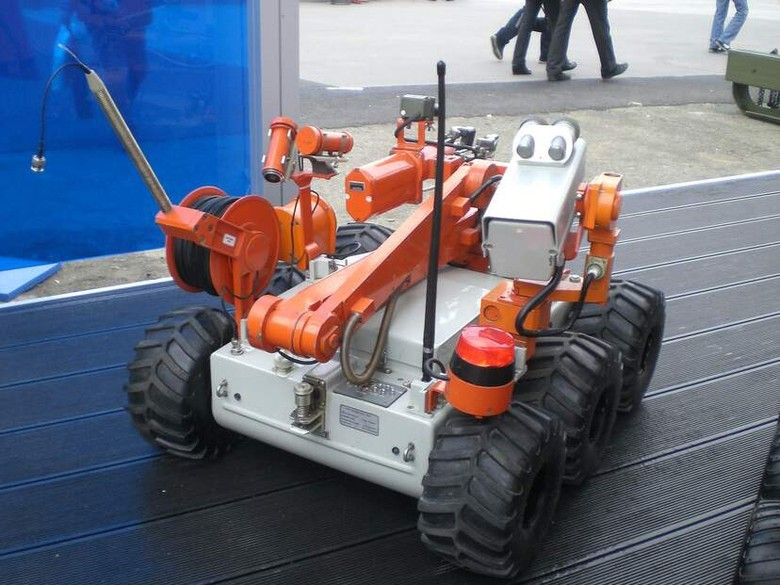Российские боевые наземные роботы - 15