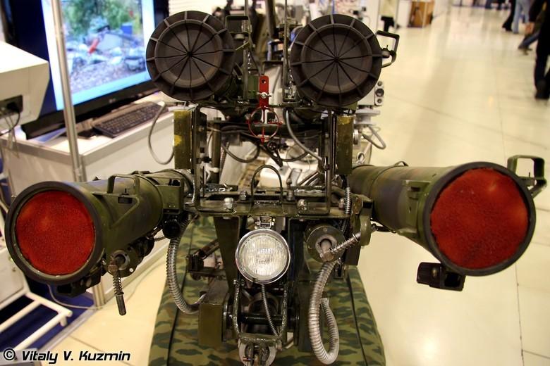 Российские боевые наземные роботы - 25