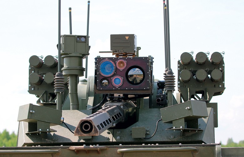 Российские боевые наземные роботы - 44