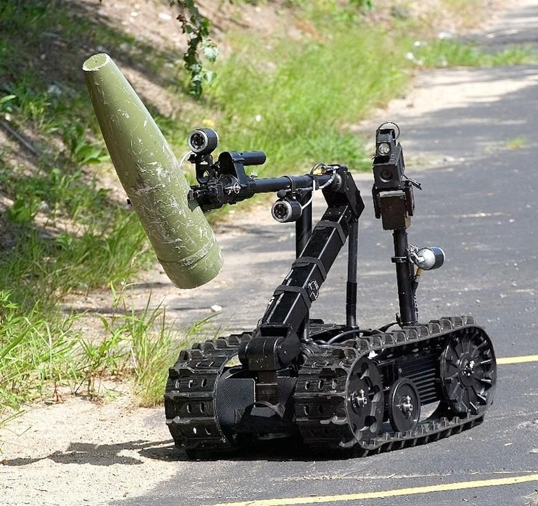 Российские боевые наземные роботы - 6