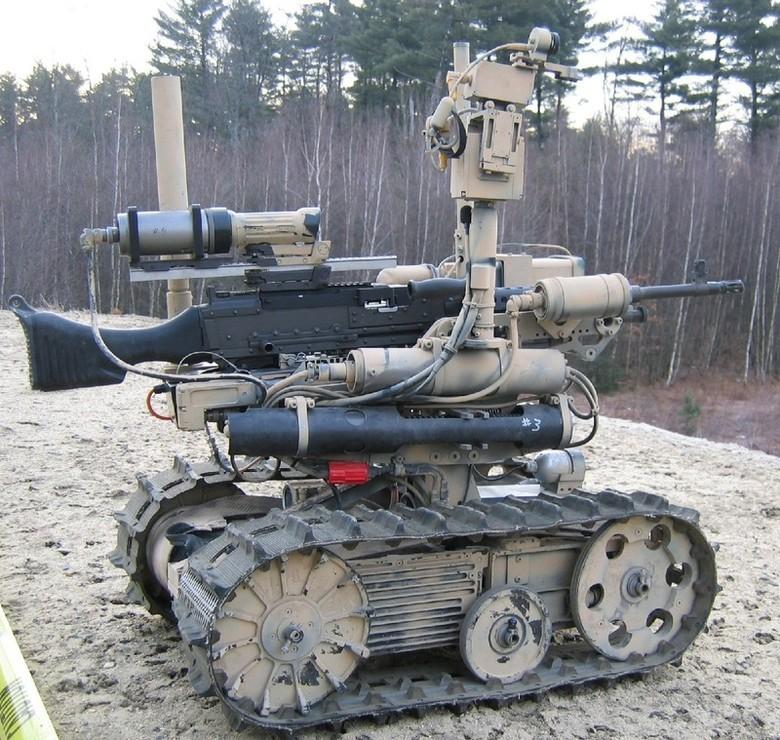 Российские боевые наземные роботы - 9