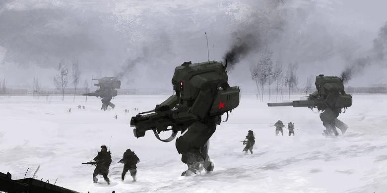 Российские боевые наземные роботы - 1