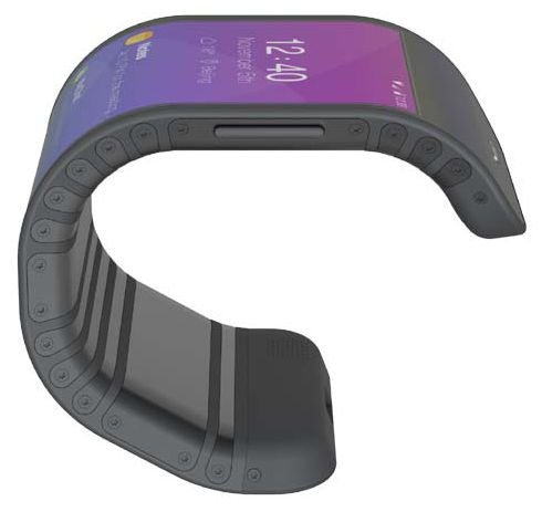Прототипы гибкого смартфона Lenovo CPlus и гибкого планшета Lenovo Folio работают под управлением ОС Android