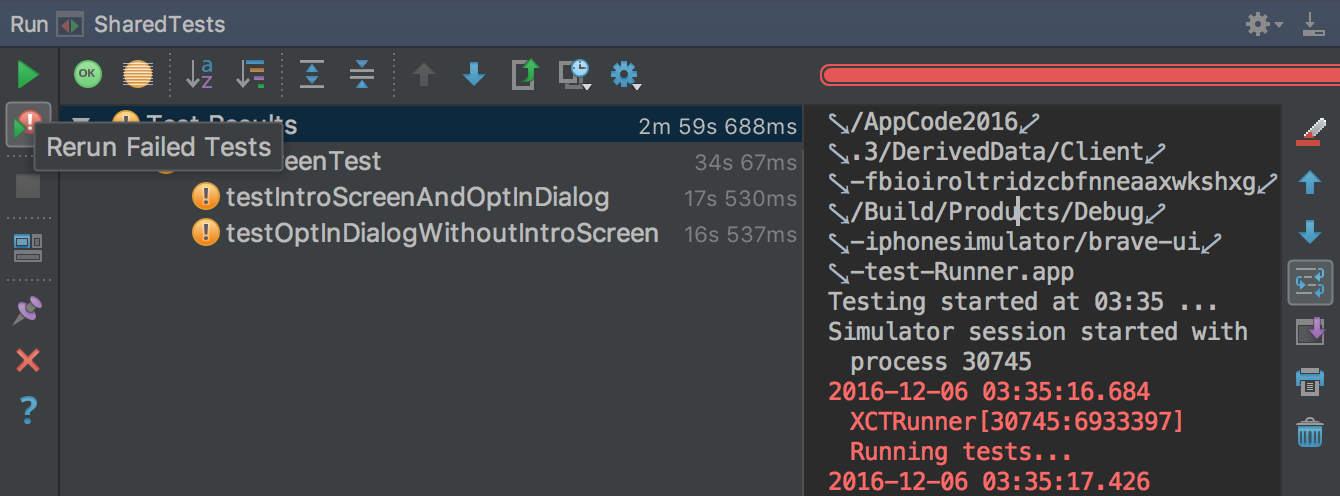 AppCode 2016.3: поддержка Swift 3, новые настройки форматирования, улучшения быстродействия и многое другое - 7