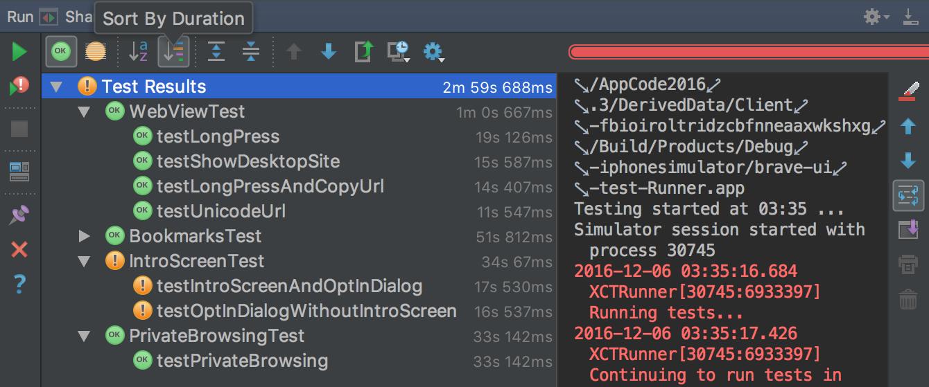AppCode 2016.3: поддержка Swift 3, новые настройки форматирования, улучшения быстродействия и многое другое - 8