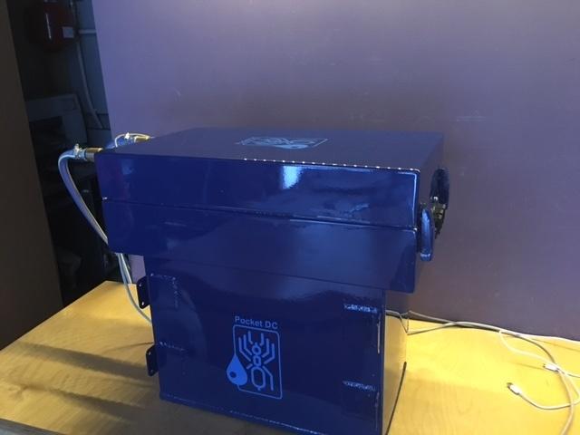 Контейнеры двухфазной иммерсионной системы охлаждения - 6