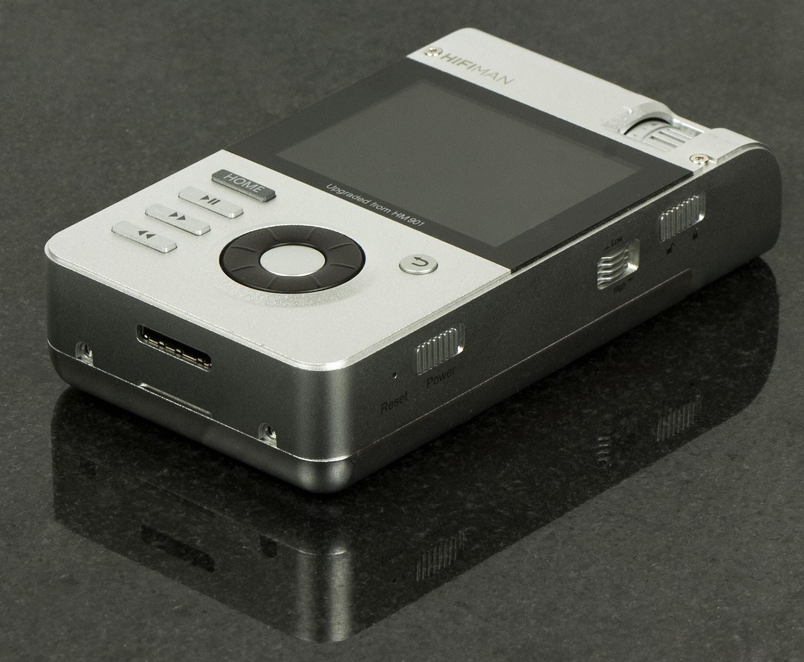 Обзор аудиоплеера HIFIMAN HM901U - 1