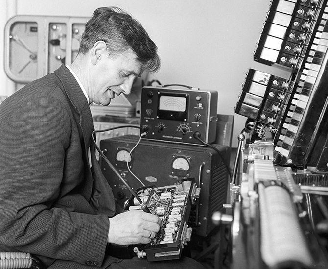 Музыкальный Леонардо советского военпрома: от артиллерийских систем до первого в мире студийного синтезатора - 1
