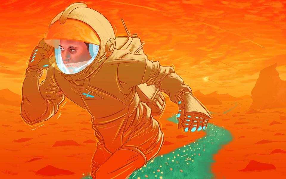 Тяжелый выбор НАСА: полет на Марс или возвращение на Луну - 2