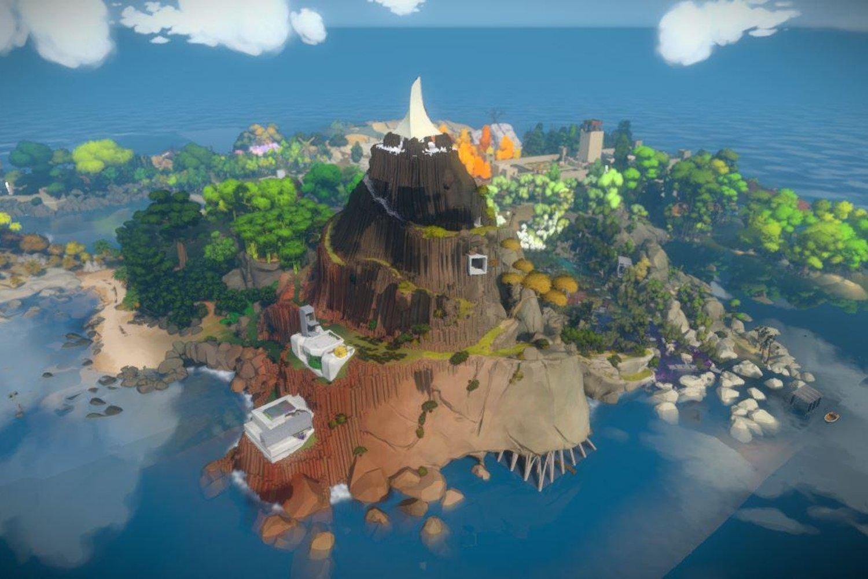 Создание атмосферы в видеоиграх при помощи архитектуры - 1