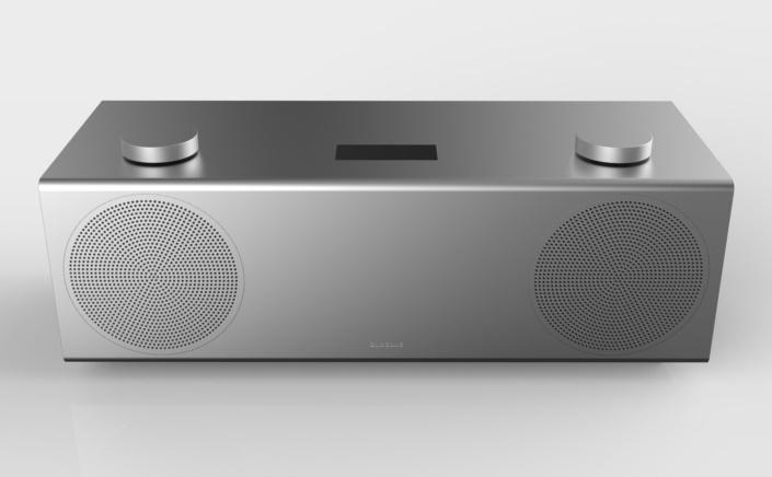 В беспроводной акустической системе Samsung H7 нашла применение технология UHQ