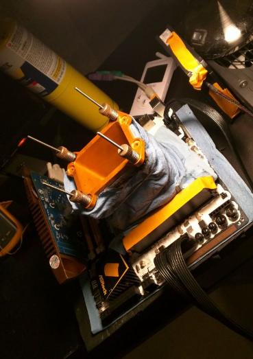 Процессор Intel Core i7-7700K удалось разогнать до 7 ГГц