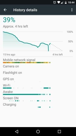 Некоторые смартфоны Google Pixel и Nexus 6P отключаются при индикации ≈30% заряда - 2