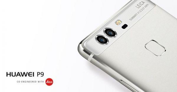 Поставки смартфонов Huawei P9 и P9 Plus превысили 10 млн единиц