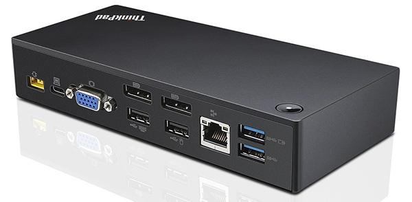 Lenovo ThinkPad USB C Dock