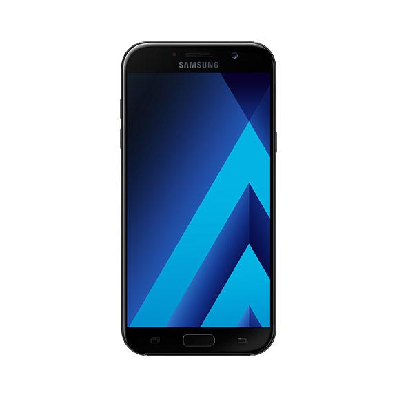 Представлены смартфоны серии Samsung Galaxy A образца 2017 года