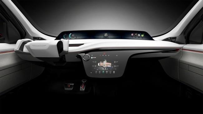 Электромобиль Chrysler Portal сможет распознавать голоса и лица пассажиров - 3