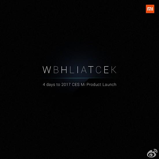 На CES 2017 ожидается анонс международной версии смартфона Xiaomi Mi Mix в белом цвете