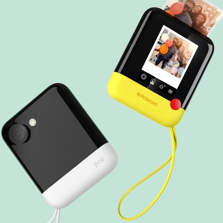 О цене Polaroid Pop производитель пока молчит