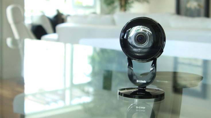 Домашняя камера наблюдения D-Link DCS-2530L