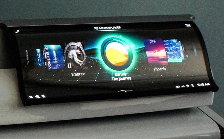 Внедрение OLED в автомобильной электронике сопряжено с определенными проблемами