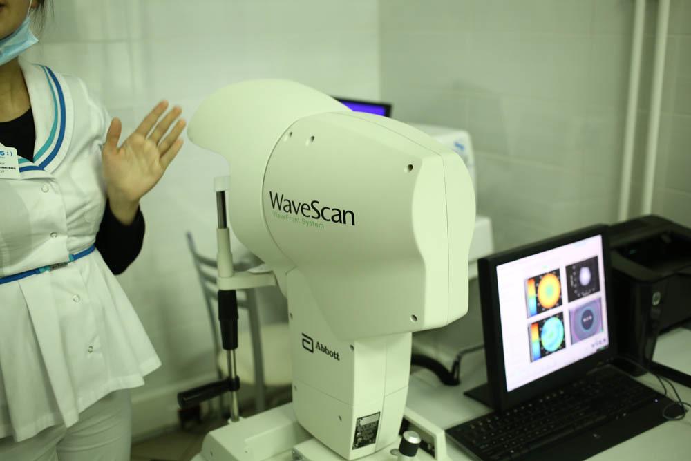 Мы добрались до побочных эффектов лазерной коррекции зрения — и ещё до диагностики - 19