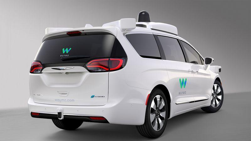 Waymo делает всю электронику для робоавтомобилей, лидары подешевели в 10 раз - 3