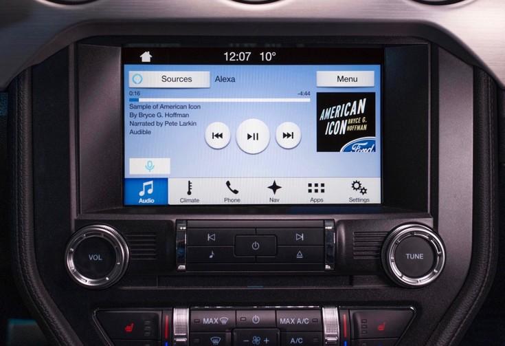 Ford взяла на вооружение ИИ Amazon Alexa