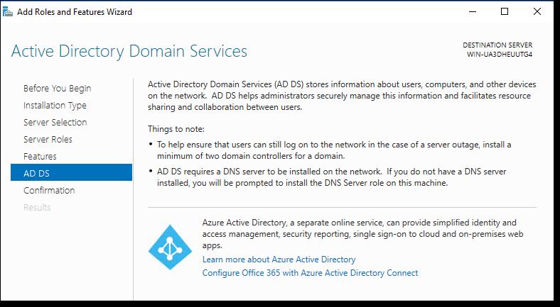 Что нового в Active Directory в Windows Server 2016 - 1