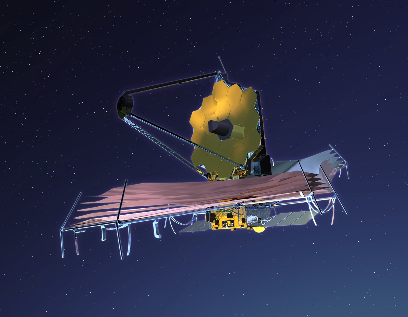 «Джеймс Уэбб» почти готов: НАСА предлагает ученым присылать предложения для работы с телескопом - 5