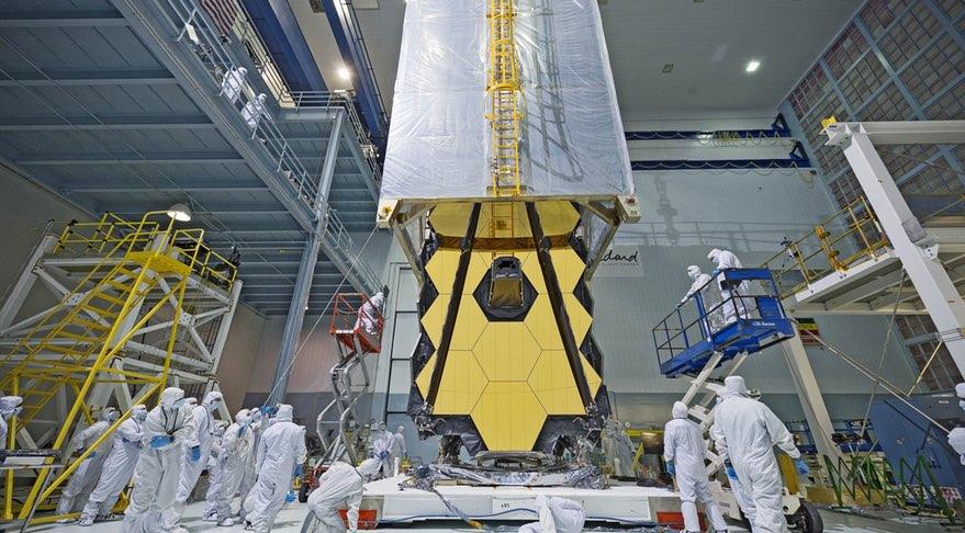 «Джеймс Уэбб» почти готов: НАСА предлагает ученым присылать предложения для работы с телескопом - 1