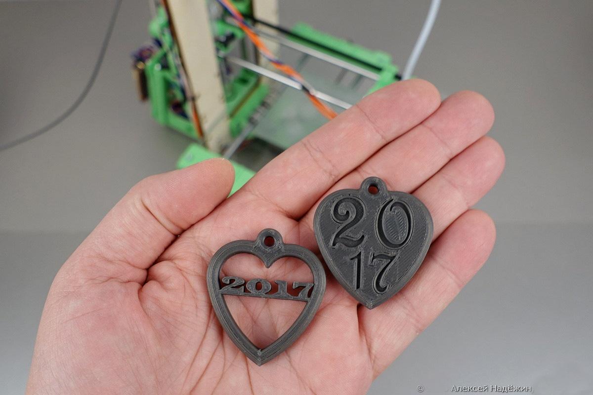 Модульный 3D-принтер «3D-Старт» как источник интереса 3D-кошки - 13