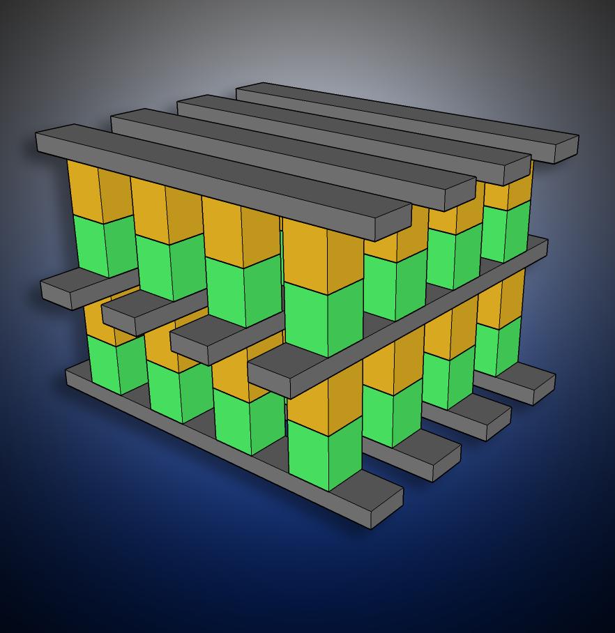 Intel представили память Optane на CES 2017 - 2