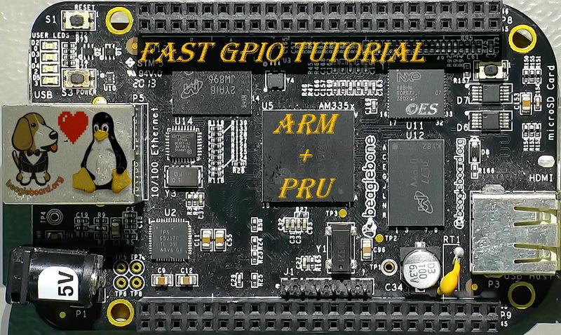 Fast GPIO tutorial