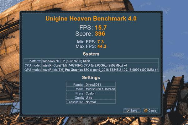 Intel NUC Skull Canyon. Такой маленький, а уже геймер? - 7