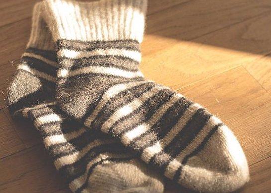Ученые создали носки, которые измеряют уровень глюкозы в крови человека