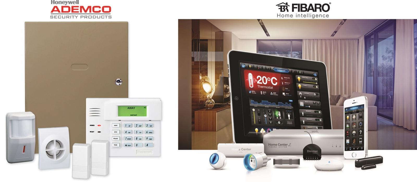 Интегрируем охранную систему Honeywell (Ademco) VISTA 10 с домашней автоматизацией Fibaro - 1