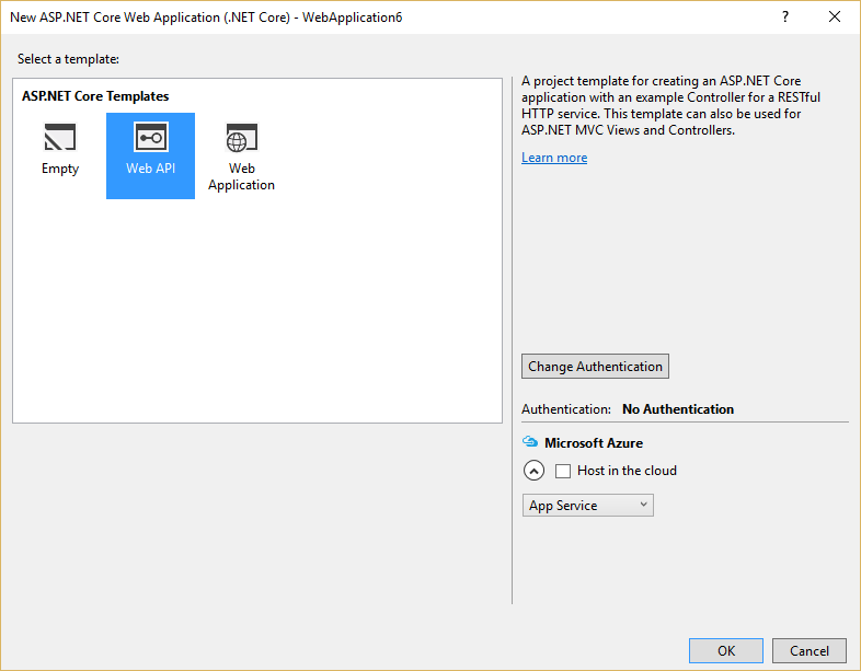 ASP.NET Core: Создание серверных служб для мобильных приложений - 5