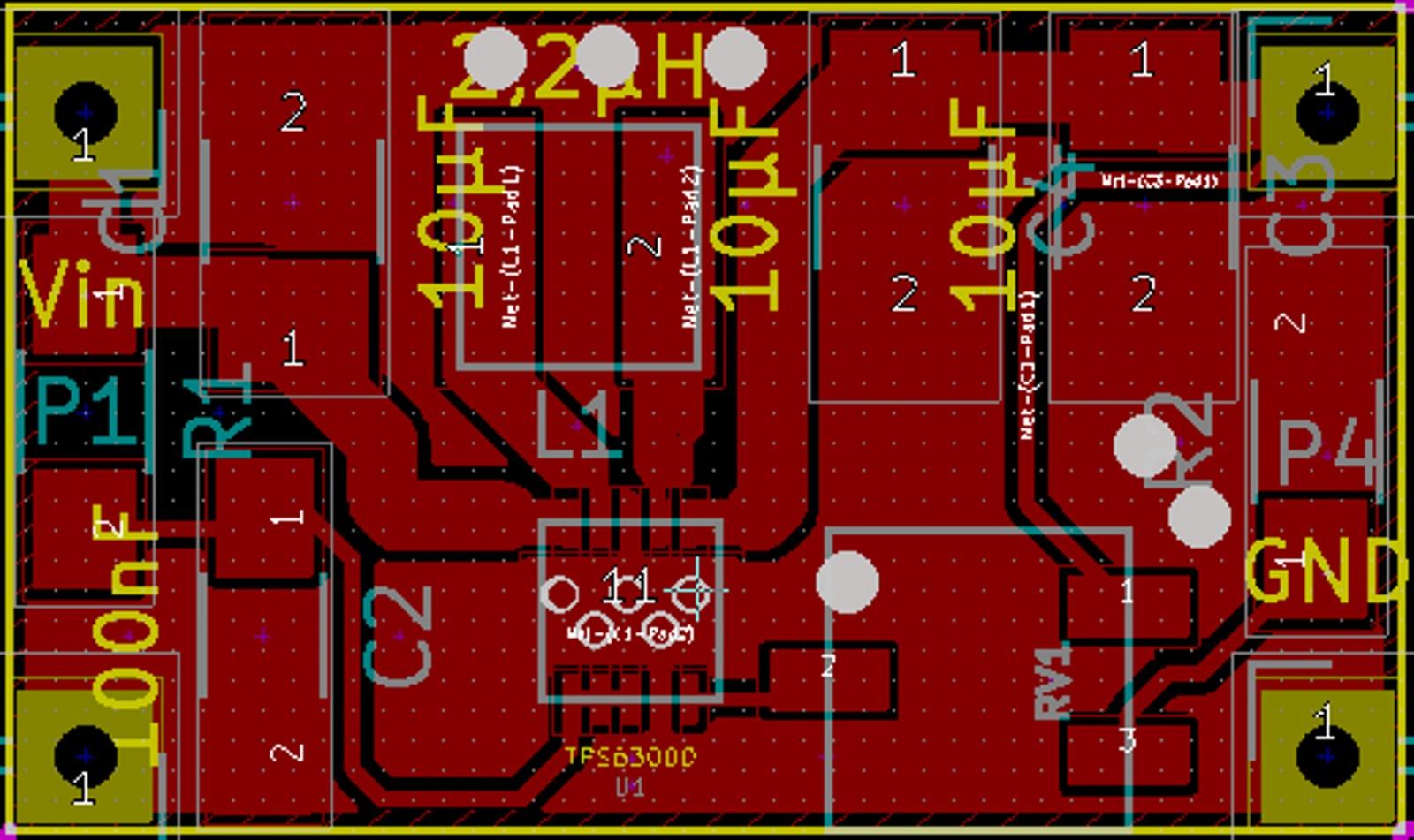 Почти универсальный конвертер на TPS63000, или общепит для самых маленьких - 3